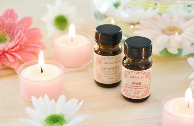 アロマの3つの効果&おすすめの香り7選|疲れた体と心を癒すのにオススメ