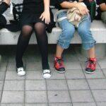 女子中学生 ファッション